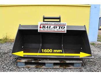 BALAVTO Excavator ditch cleaning / slope bucket S61600 mm - bak voor graafmachines