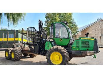 Forwarder John Deere 1110 E Eco III