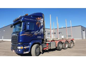 Houttransport SCANIA R730