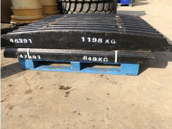 EXTEC C12 Jaw Plates - breekmachine