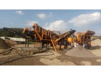 FABO FULLSTAR-60 Crushing, Washing & Screening  Plant - breekmachine