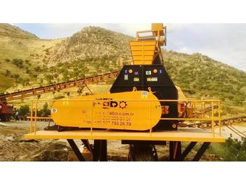 FABO TK-65 TERTIARY IMPACT CRUSHER | SAND MACHINE - breekmachine