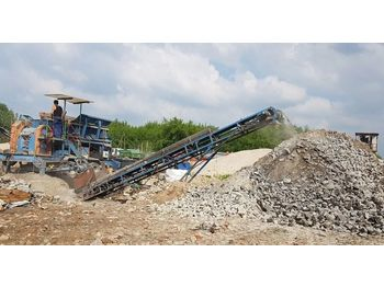 POWERSCREEN Pegson - breekmachine