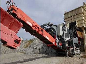 Breekmachine SANDVIK QJ341 750 mm x 1200 mm Crawler