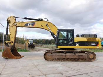 Rupsgraafmachine CAT 336DL Good condition / multiple units