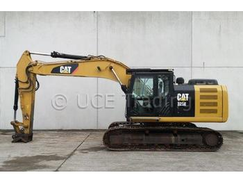 Caterpillar 323EL  - rupsgraafmachine