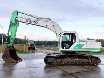 Rupsgraafmachine Kobelco SK250LC-6 CE / straight out of work