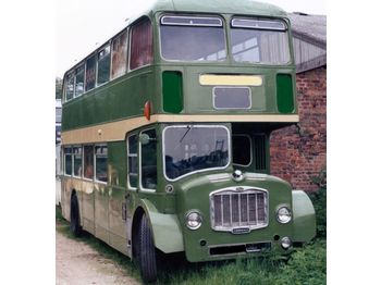 Dubbeldeksbus Bristol LODEKKA FLF Low Height British Double Decker Bus