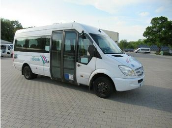 Minibus Mercedes-Benz City Bus 50,10+4 Sitzer, 2.Motor,Sprinter