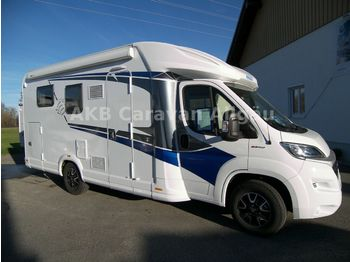 Knaus LIVE Wave 650 MX  Queensbett  - kampeerwagen