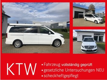 MERCEDES-BENZ V 220 Marco Polo EDITION,Comand,AHK,Markise,LED - kampeerwagen
