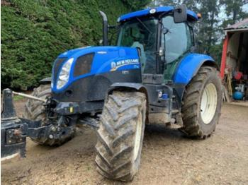 Landbouw tractor New Holland T7185