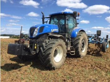 Landbouw tractor New Holland T7.270AC