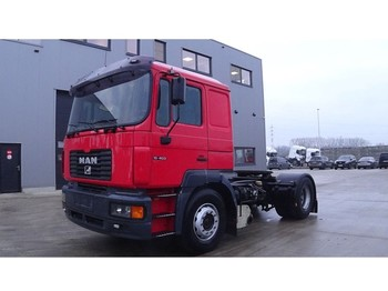 MAN 19.403 (F 2000 / 6 CYLINDER ENGINE WITH MANUAL ZF-GEARBOX) - trekker