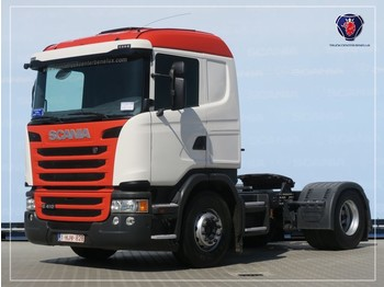 Scania G410 LA4X2HNB | 8T | Full Air | PTO - trekker