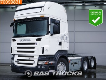 Trekker Scania R500 6X2 Manual Liftachse Euro 4