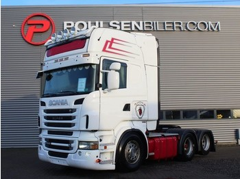Scania R560 6x2 2900mm - trekker