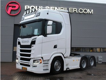Scania S650 6x2 2950mm - trekker